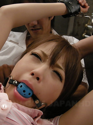 Grotesque old bag Nazuna Otoi loves in leaning sperm | Japan HDV