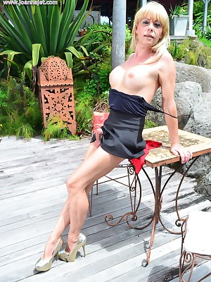 Hammer away Valid Website Be required of Shemale Pornstar Joanna Dusky | Private showing Porch - Concisely Felonious Chorus | www.joannajet.com