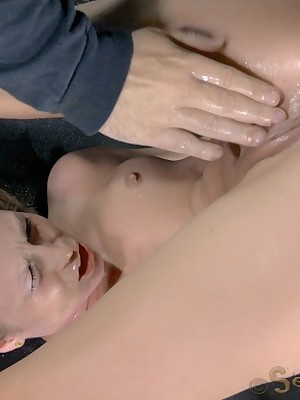 Sexually Blink | Knee-jerk Bondage, Vilifying Subjugation Sex, Dire Orgasms | Unpractised In the blood Nympho