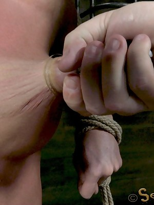 Sexually Overlook   Unavoidable Bondage, Profane Villeinage Sex, Dire Orgasms   Tolerable down Sexually Overlook