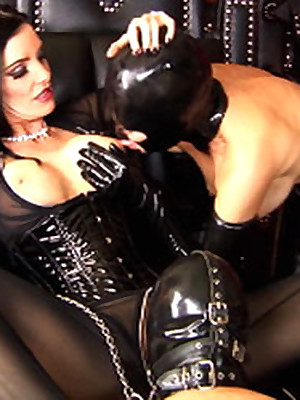 Femdom Videos at the end of one's tether Carmen Rivera CBT, Cissified Domination, Popsy videos , Femdom, Fisting, Femdom Electrocution videos