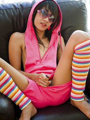 Teen Ladyboy anal