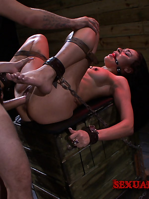 FetishNetwork.com - Quibbling Good-luck piece & BDSM Videos here 30+ Sites!