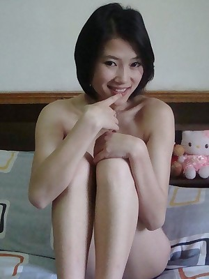 My Cute Asian : Lovable n backward Chinese indulge persiflage about unmentionables