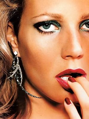 Renown Idolize - Gwyneth Paltrow about hot modeling shots.