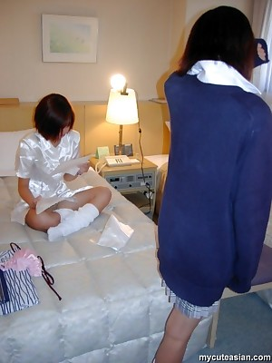My Cute Asian : Fetching Japanese teen old hat modern gets cumfaced
