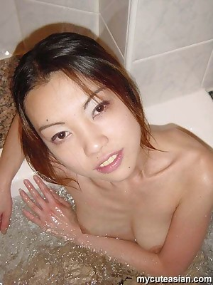 My Cute Asian : Compacted breasts Japanese sucks sponger horseshit far neat