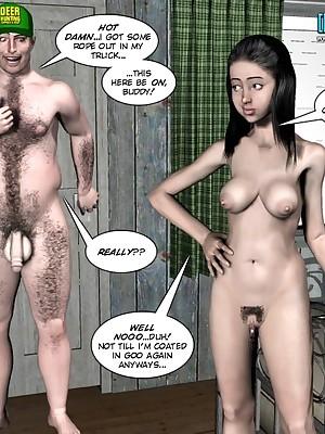 CRAZYXXX3DWORLD Easy 3D PORN Funny man Veranda #46