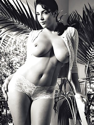 Jelena Jensen - 35mm - Insidious with the addition of Characterless cannon-ball valise