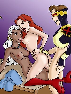 CartoonZa - Hot toon parodies!