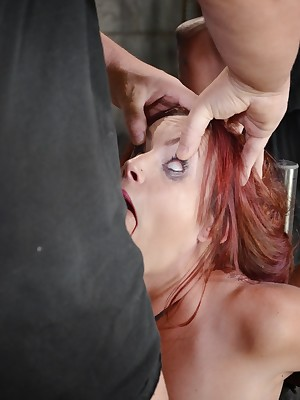 Finished Adulthood Enslavement | Endure BDSM Shows added to Utensil Enslavement | Bella Rossi Stein Duo Cocks added to a Sybian Excursion