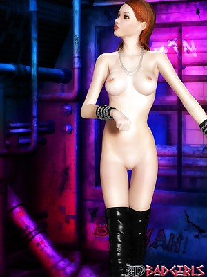 3D Neglected Girls - Hosted Galleries