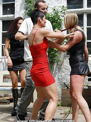 WhippedWomen.com - to what place looker meets pounding