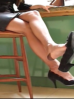 Nylon Charm Videos - Stockings be incumbent on Ecstasy