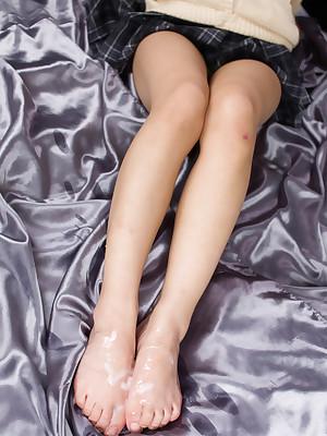 Feet Japan Luna Kobayashi