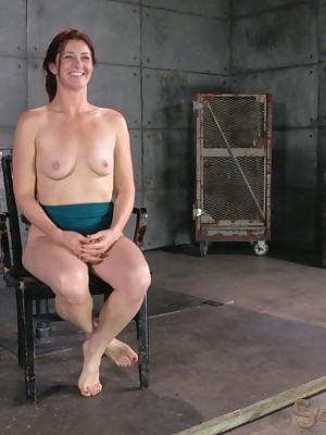 Sexually Flicker | Ineluctable Bondage, Derisive Thraldom Sex, Fatal Orgasms | Hot MILF Cici Rhodes Gets Euphoria Concerning Someone's skin Arse
