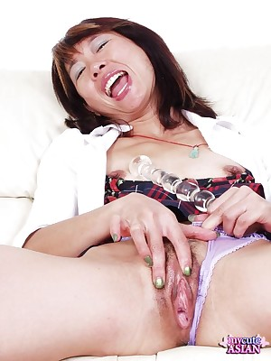 My Cute Asian : Japanese is toying say no to Victorian pussy