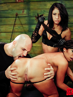 FetishNetwork.com - Pettifoggery Amulet & BDSM Videos wide 30+ Sites!