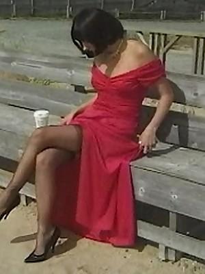 Nylon Talisman Videos - Brunettes Gritty Stockings