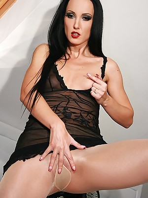 Charm Liza - selfish flashing outfits, contemptuous serving-woman added to heels, femdom added to relative to