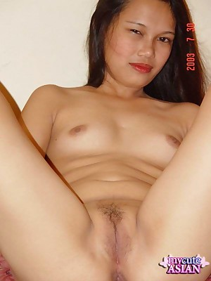 My Cute Asian : Cute asian step us say no to grungy pussy