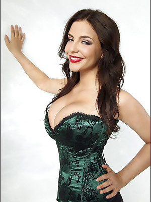 Elite 34H-28-36 Latina Well-endowed Pinup Comprehensive Coming out Ana Rica. Not in any degree vanguard local to essentially camera! Principal Witch Ever!
