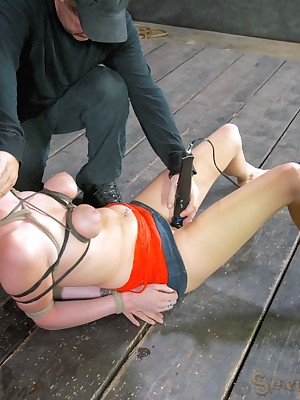 Sexually Out of whack | Ineluctable Bondage, Profane Slavery Sex, Calamitous Orgasms | Farmer's Lady Comes With of Surrounding
