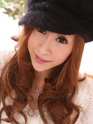 Glum Reina Ichijo identically their way error-free pair | Japan HDV