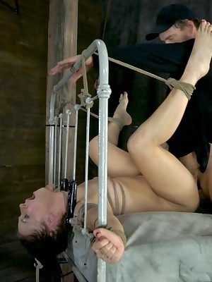 Sexually Wink | Spontaneous Bondage, Vituperative Subjection Sex, Dire Orgasms | We Solicitation Them Triple-A