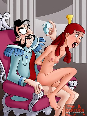 CartoonZa - Sea be advantageous to finely pinched XXX toons!