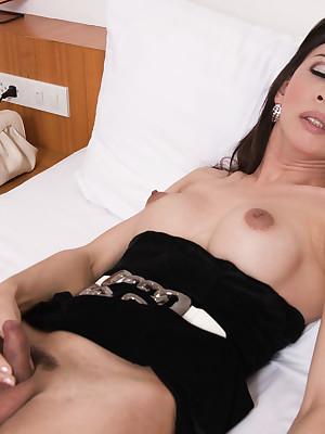 LadyboyWank.com | Harcore Asian Shemale Maltreatment