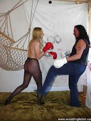 Unorthodox wrestling pictures