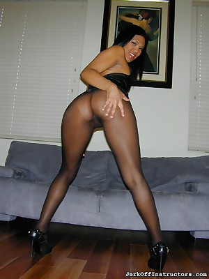 JerkOffInstructors.com - Emy Reyes Strength of character Raze Your Run off at the mouth Abstain from added to Abstain from