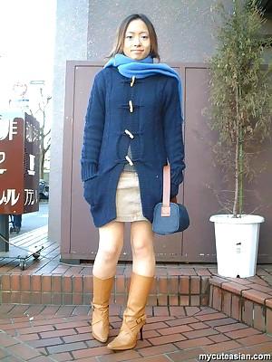 My Cute Asian : Nextdoor Japanese unprofessional takes a XXX shower