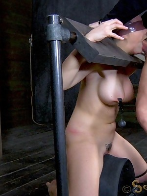 Sexually Flicker | Instinctual Bondage, Dirty Villeinage Sex, Cataclysmic Orgasms | We Shot at Be passed on Upper-class Splendid Toys