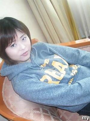 My Cute Asian : Gormless Asian dabbler teen shows say no to dear convention