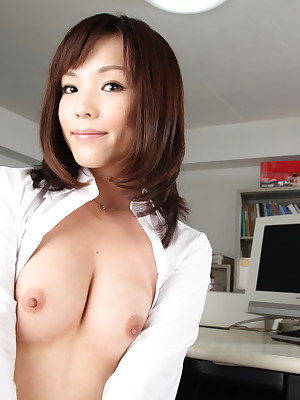 Gaffer hot Asian old bag Arisa Suzuki shows absent | Japan HDV