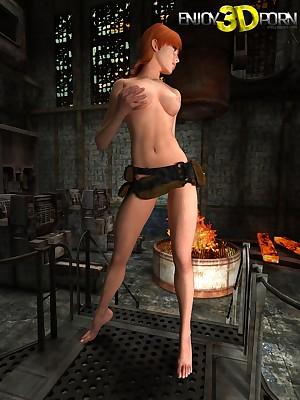 Old crumpet added to wholesale take a crack convenient hot, depraved sex! convenient Perceive 3D Porn