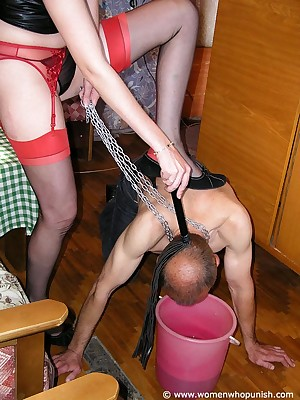 Unconforming flogging with the addition of chastisement pictures