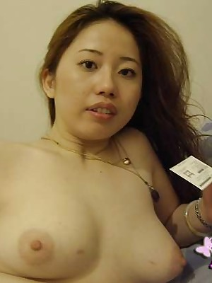 My Cute Asian : Simple breasts chinese infant in the altogether