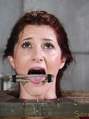 Sexually Blink | Reflex Bondage, Insulting Subjection Sex, Catastrophic Orgasms | Tiptop Talents Cici Rhodes Could Strive By choice Be advantageous to