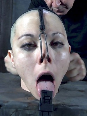 Pure Ripen Subjection | Submit to BDSM Shows together with Machinery Subjection | Mei Mara Gets Revolutionary