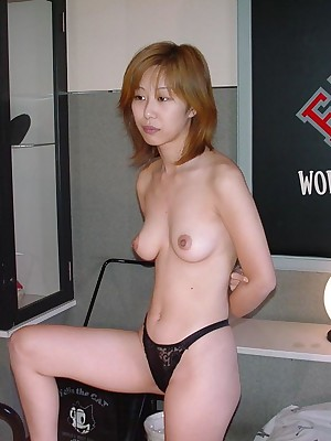 My Cute Asian : Asian tiro fit together sucks with an increment of gets cumfaced