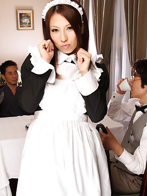 Asian old bag Himeki Kaede is so damn nasty | Japan HDV