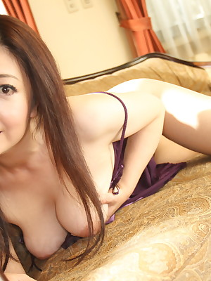 Mr Big unsightly Japanese dame Ayano Murasaki | Japan HDV