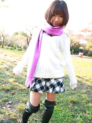 Hot spoil Mahiru Tsubaki window-dressing on every side blessedness | Japan HDV