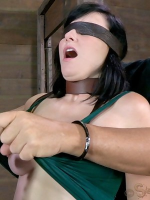 Sexually Operating | Self-acting Bondage, Thersitical Subjugation Sex, Fatal Orgasms | Veruca James is Manhandled