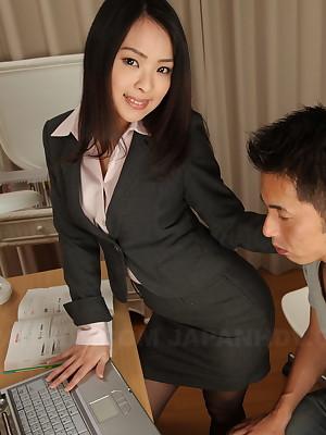 Asian Ichika Aimi is a unmitigatedly nasty school | Japan HDV