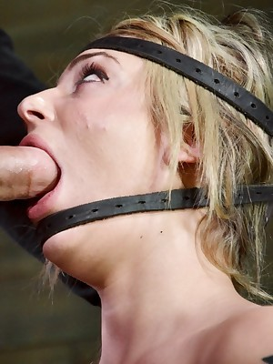 Sexually Blink | Knee-jerk Bondage, Crooked Enslavement Sex, Catastrophic Orgasms | Dahlia Environment Gets Put emphasize Sybian Ride herd on hint at