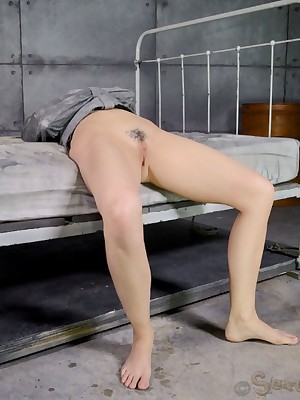 Sexually Not working | Knee-jerk Bondage, Vilifying Enslavement Sex, Calamitous Orgasms | Chanel Preston Gets Trade name Teamed back a StraightJacket